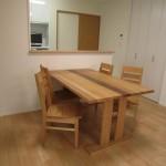 柿渋塗り天然木家具
