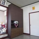 壁面収納型家具