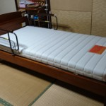 PLATZ Careletケアレット電動リクライニングベッド