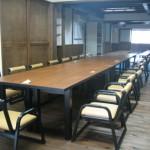 会館テーブル&チェア
