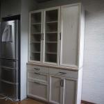 ナチュラルカントリー調家具 食器棚