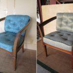 椅子張替えリフォーム