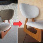 天童木工 椅子張替え