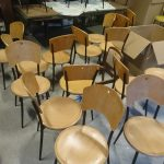 椅子の張替え