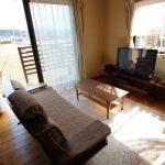 リビングルームの家具