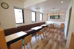 豊の丘風遊菓 港や様 カフェスペース改装