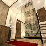YAMANE_DESIGNインテリアデザイン玄関ホール