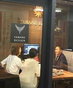 YAMANE_DESIGNインテリアコーディネート打合せ