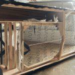 大量生産の虚弱なソファー内部構造